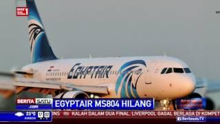 Egyptair Sebut Penyebab Hilangnya Pesawat Belum Diketahui