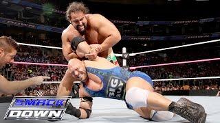 Ryback vs. Rusev: WWE SmackDown, Oct. 8, 2015