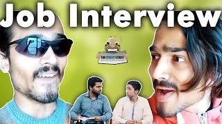 BB Ki Vines- | Fameer Fuddi and Bancho - Job Interview || THECRAZZYSTREET