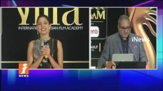 Rana and Nani To host IIFA awards 2017 In Hyderabad | iNews