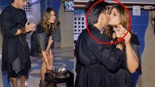 Karan Singh Grover Gives BIRTHDAY KISS To Bipasha Basu In Front Of Media