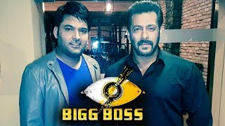 Salman Khan And Kapil Sharma POSES On Before Bigg Boss 11 Weekend Ka Vaar