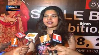Style Bazaar Exhibition And Sale In Hyderabad | Metro Colours | iNews