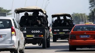 'At least 12 dead' in Ivory Coast beach shooting