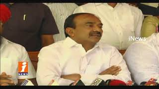 TRS Govt Focus On Irrigation Project In Telangana For Farmers |Minister Etela Rajender| iNews