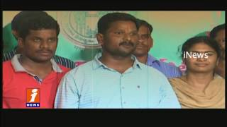 Telangana Govt Agreed For Junior College Contract Lecturers Salaries Hike | iNews