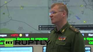 Russia: Fifty-three ISIS positions hit in latest Russian airstrikes - DM spokesperson
