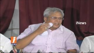 Undavalli Arun Kumar Accepts Challenge From TDP Buchaiah Chowdary Over Pattiseema project | iNews