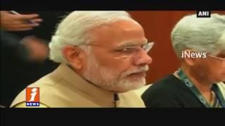 Modi Meets Global Leaders At Vibrant Gujarat Summit 2017 | iNews