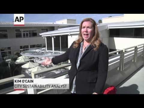 Rain Cisterns Rise in California Drought News Video