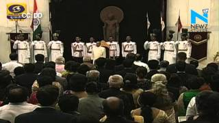 President Pranab Mukherjee confers Padma Awards 2016 News Video