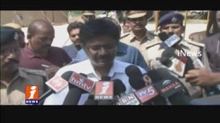 AP Police Using Technology For Recruitment   DGP SambaSiva Rao   iNews