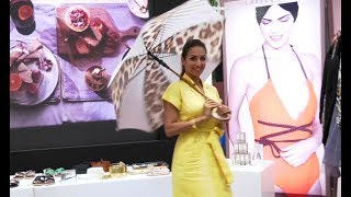 Malaika Arora promotes her own online fashion label store