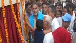 शहीद मेजर सतीश दहिया के नाम पर रखा गया नांगल चौधरी कॉलेज का नाम