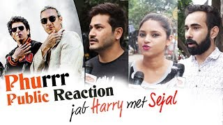 Jab Harry Met Sejal 'Phurrr Song' - Public Excitement - Shahrukh Khan, DJ Diplo