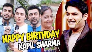 FANS Wish Kapil Sharma On His Birthday - Happy Birthday Kapil