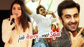 Blame Ranbir Kapoor For Jab Harry Met Sejal Title, Says Anushka Sharma | Trailer Launch
