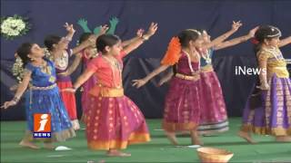 Regional Level Science Exhibition 2016 Started in Film Nagar Jubilee Hills Public School   iNews