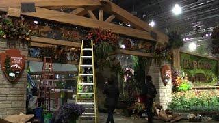 Flower Show Touts National Parks News Video