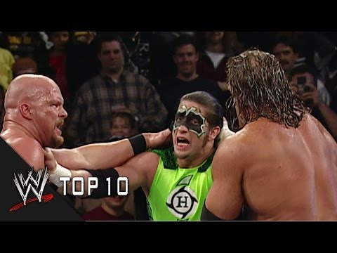 Royal Rumble Fails - WWE Top 10 -WWE Wrestling Video