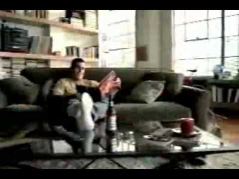 Banned Commercials   Budlight Centerfold Banned Commercials Video