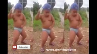 Video Anak Kecil KOPLAK Super Greget, Sumpah Lucu Banget
