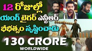 Jr NTR's Jai Lava Kusa CROSSES 130 CRORES WORLDWIDE Jr NTR Jai Lava Kusa BOX OFFICE COLLECTIONS