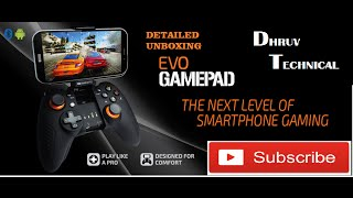[HINDI] Detailed Unboxing Of Amkette Evo Gamepad Pro 2 by Technical Star
