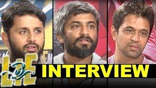 Lie Movie Team Makes FUN With Anchor Geetha | Lie Team Interview
