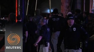 Officer involved shooting prompts riots in Salt Lake City News Video
