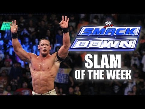 The Shield's Attitude Adjustment - WWE SmackDown Slam of the Week 12/27 - WWE Wrestling Video