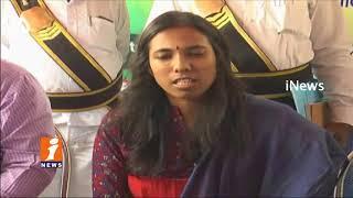 Maulana Abul kalam Azad Birth Anniversary Celebrations In Ongole | iNews