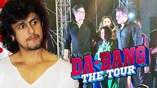 Sonu Nigam Slams Muslim's Azaan, Akshay Kumar JOINS Salman's DABANGG TOUR