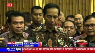 Presiden Jokowi Hormati Keputusan Setya Novanto