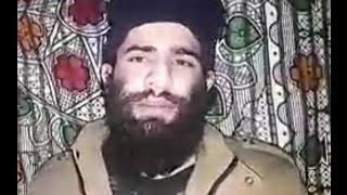 आतंक का नया वीडियो, हिजबुल कमांडर जाकिर मूसा की धमकी