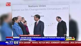 Jokowi Yakin Emisi Indonesia Turun 29 Persen di 2030