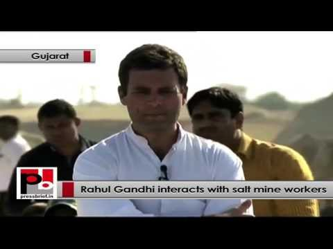 Rahul Gandhi- Women empowerment is necessary for the country
