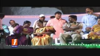 Narakasura Vadha Before Diwali in Warangal   iNews