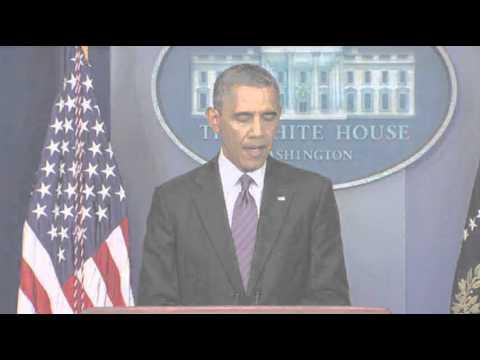 Obama- 8 Million Healthcare Signups News Video