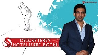 Sportswallah Lifestyle - Cricketers Who Entered The Hospitality Business