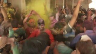 India's Holi Festival Celebrates Spring News Video