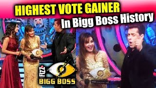 Shilpa Shinde Is The HIGHEST VOTE GAINER In BIGG BOSS HISTORY | Shilpa Shinde WINNER Bigg Boss 11