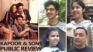 Kapoor & Sons PUBLIC REVIEW
