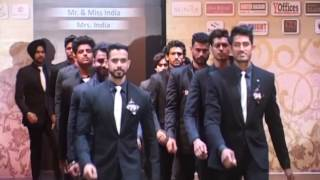 Uncut Watch!!! Grand Finale Of Unique Beauty Pagent DELLYWOOD Mr India, Miss India 2017