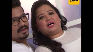 Comedian Bharti Singh pre-wedding photoshoot
