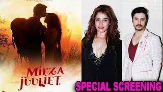 Screening Of Movie Mirza Juliet | Darshan Kumar, Pia Bajpai