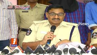 Fake Cops Busted By Nellore Police | Be Careful | iNews