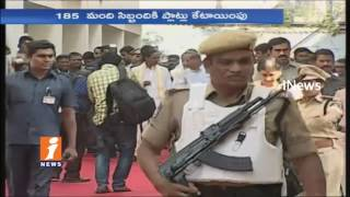 Governor Narasimhan And CM KCR Allots Building Blocks To Raj Bhavan Staff | Telangana | iNews