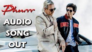 Phurrr Song Audio Out, But Pay To Listen - Jab Harry Met Sejal - Shahrukh Khan, Anushka Sharma
