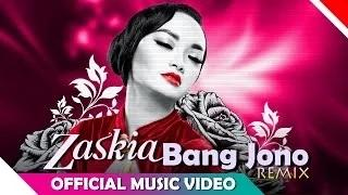 Zaskia Gotik - Bang Jono - Remix Version (Official Music Video)